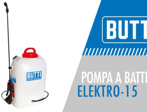 Pulvérisateur à batterie Elektro-15